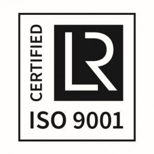 ISO 9001 400dpi